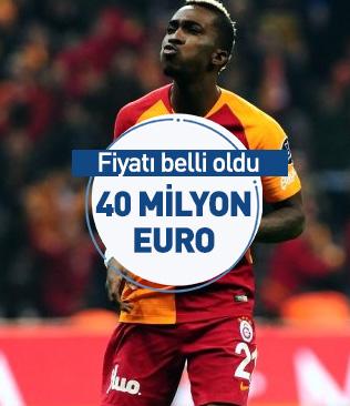 Onyekuru'nun fiyatı belli oldu! 40 milyon euro