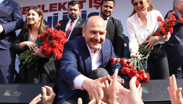 'HDP denilen parti PKK'nın siyasi koludur'