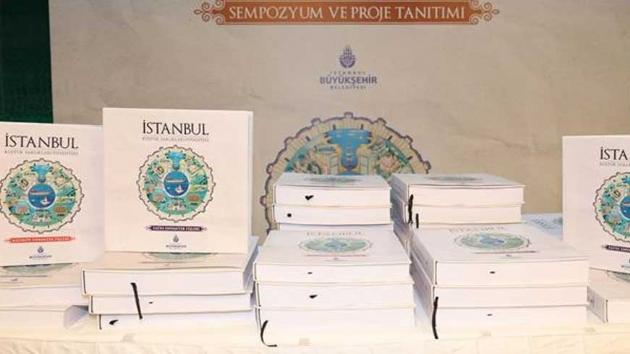 İBB, İstanbul'un kültür hazinesini kitaplaştırıyor