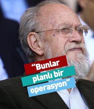 Eski başkandan bomba ifadeler! 'Bunlar planlı bir operasyon'
