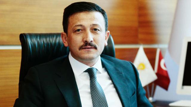 Hamza Dağ: CHP, terör bağlantılı 27 kişiyi aday yaptı