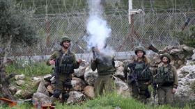 İsrail askerleri Batı Şeria'da bir Filistinliyi yaraladı