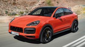 Porsche'nin yeni Coupe SUV'u ortaya çıktı