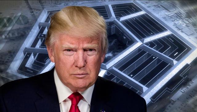 Pentagon Trump'ı doğrulamadı