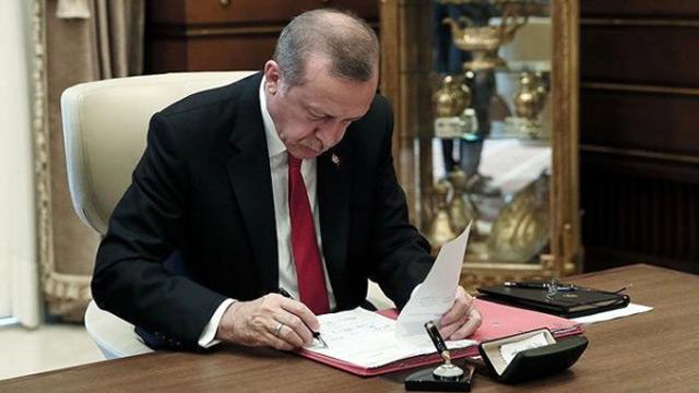 Başkan Erdoğan, devlet memurlarına ödenecek zam ve tazminatlara yönelik karara imzayı attı