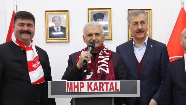 Binali Yıldırım: Kültür merkezine 'Alparslan Türkeş' ismi verilecek