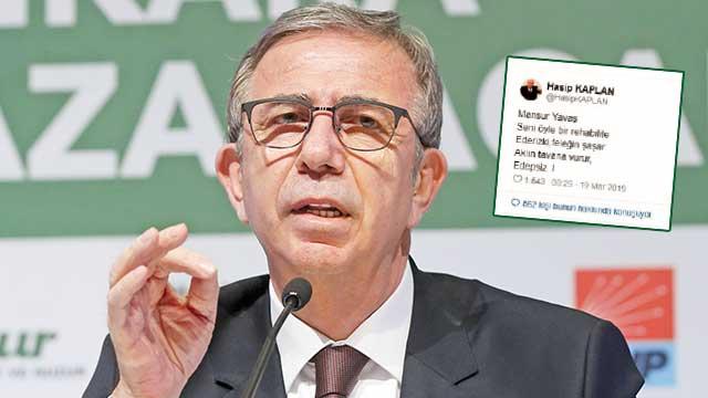 Yavaş'a HDP 'rehabilitasyonu'