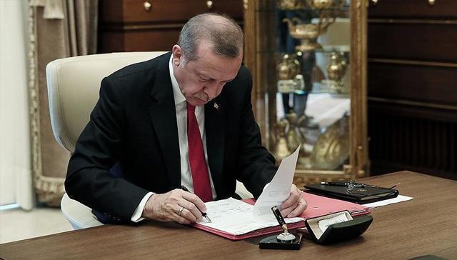 Memurlara ödenecek zam kararı Cumhurbaşkanı tarafından imzalanıp Resmi Gazete'de yayımlandı