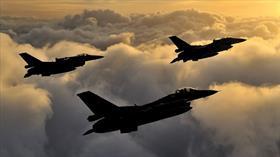 Irak'ın kuzeyine düzenlenen hava harekatında terör hedefleri yerle bir edildi!