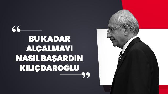 """""""Bu kadar alçalmayı nasıl başardın Kılıçdaroğlu"""""""
