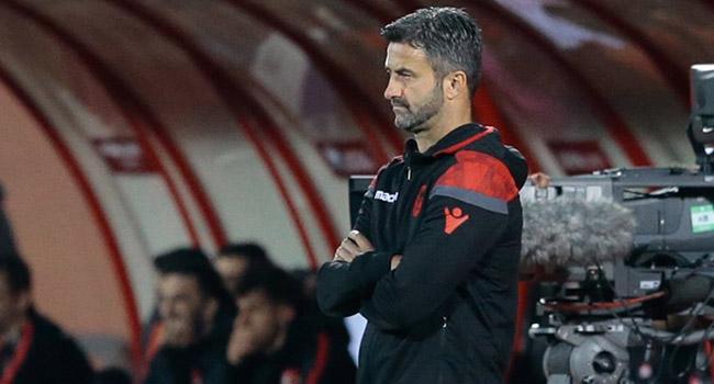 Arnavutluk Futbol Federasyonu teknik direktör Panucci'nin görevine son verdi