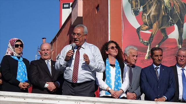 DSP Genel Başkanı Aksakal: CHP tabanı, DSP'ye çok ciddi destek verecek