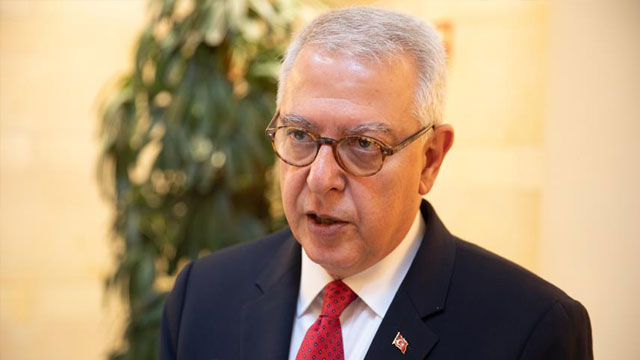 Washington Büyükelçisi Kılıç'tan emekli Büyükelçi Namık Tan'a tepki: Önemli olan vatan ve milli çıkarlarsa gerisi teferruattır