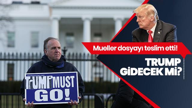 Trump gidecek mi? Kaderi oraya bağlandı