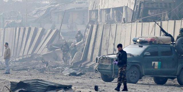 Afganistan'da çiftçi bayramına bombalı saldırı: 2 ölü