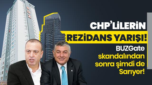 CHP'lilerin Rezidans düşkünlüğü bitmek bilmiyor! Bu kez Sarıyer'de...