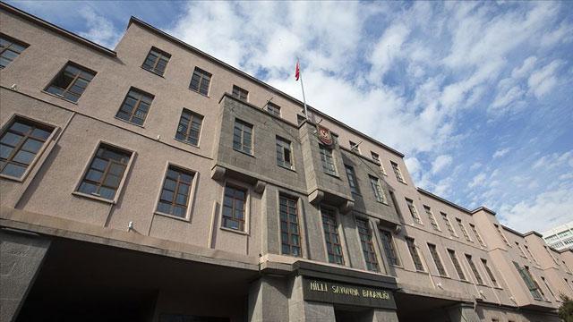MSB'den DEAŞ ile mücadele açıklaması: TSK DEAŞ'la mücadeleyi göğüs göğüse yürüten tek ordu