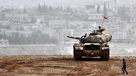 DEAŞ ile mücadele eden tek ülke Türkiye