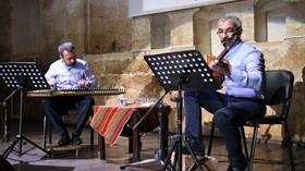 'İki Mızrap Bir Ses' konseri yoğun ilgi gördü