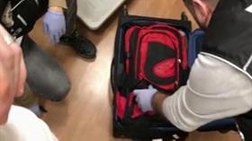 Atatürk Havalimanı'nda iki şüpheli tutuklandı!
