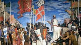 Haçlı artıkları Müslümanlara karşı silahlanıyor