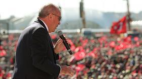 Başkan Erdoğan döviz saldırısı düzenleyenlere: Bedelini ağır ödeyeceksiniz
