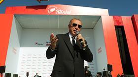 Başkan Erdoğan'dan İstanbullulara büyük müjdeler