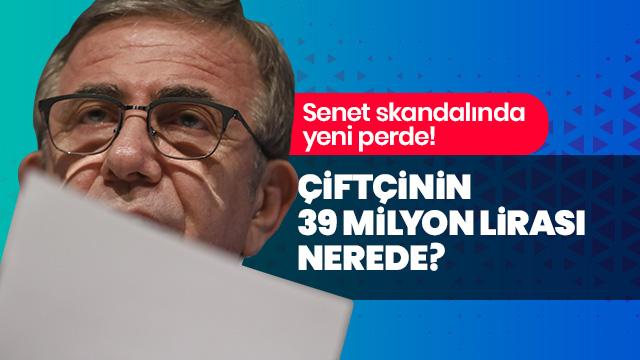 Zillet İttifakı'nın Ankara adayı Mansur Yavaş'tan çiftçiye 39 milyon TL'lik büyük kazık!