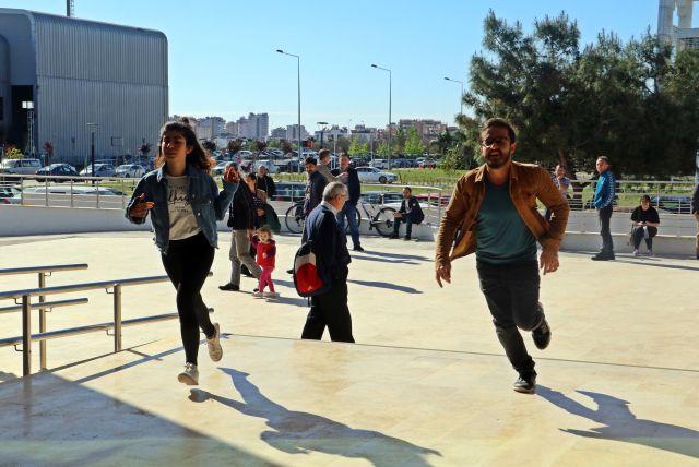 YDS öğrencileri, maratoncuları aratmadı