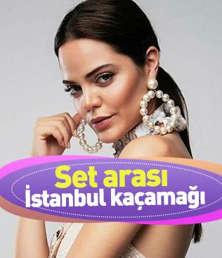 Set arası İstanbul kaçamağı