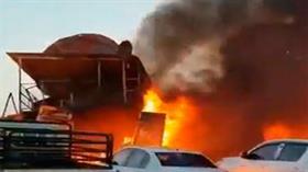 Botsvana'da öfkeli pilot eşinin bulunduğu binaya çarptı