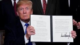 Netanyahu ile görüşecek Trump bugün imzalayacak!