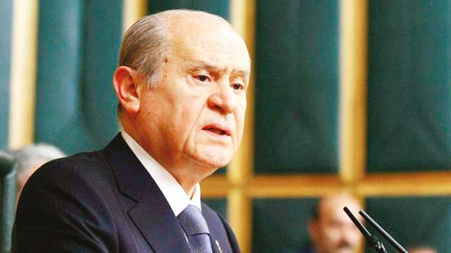'Türk milletinin huzuru sarsılmaz esaslara bağlanacak'