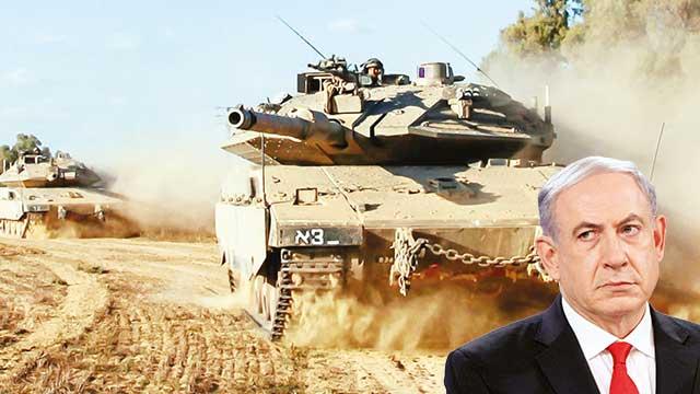 Gazze'desavaş korkusu