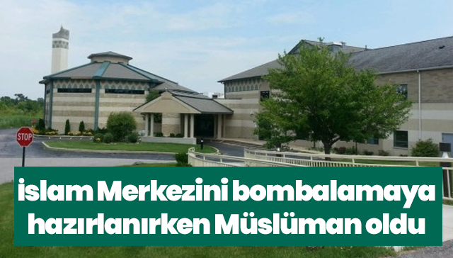 ABD'li eski asker bombalamaya hazırlanırken Müslüman oldu