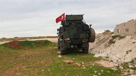 TSK ve Rusya Silahlı Kuvvetleri'nden Tel Rıfat'ta ilk ortak devriye