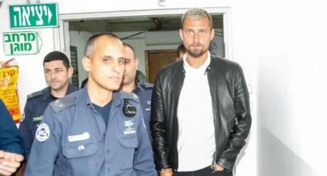 Galatasaray'ın eski futbolcusu Gabriel Tamas tutuklandı
