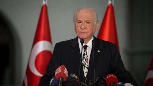 MHP Genel Başkanı Bahçeli'den 'İmamoğlu' açıklaması…