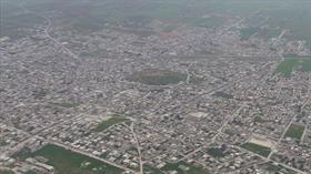 Terör örgütü YPG/PKK işgalindeki Tel Rıfat'ta rejim ve Rus askeri varlığı