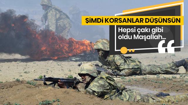 Türkiye'den Somalili askerlere özel eğitim!