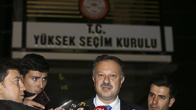 AK Parti'den YSK'ya yeni başvuru hazırlığı: İstanbul için itiraz kabul edilirse...
