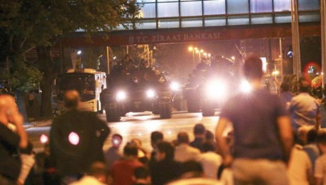 FETÖ, darbeye Ankara'da birçok yerde yaptığı toplantılarla hazırlandı