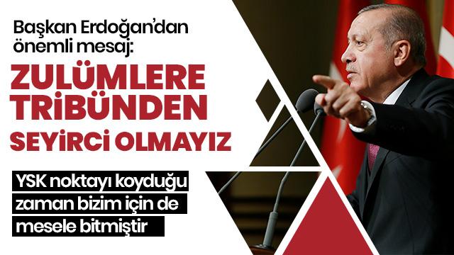 Başkan Erdoğan: Memur-Sen önemli bir kazanımdır