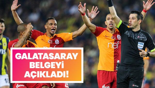 Galatasaray: Her türlü girişimi yapacağız