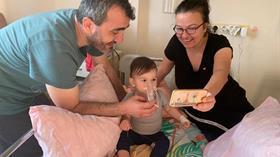 14 aylık Kuzey'i soğuk algınlığı geçmiyor diye doktora götürdüler… Gerçek ortaya çıktı
