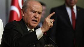 MHP Genel Başkanı Devlet Bahçeli: Türkiye'yi yöneten parti bellidir, hükümet bellidir