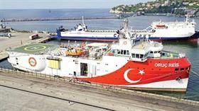 MTA Oruç Reis Marmara'da petrol ve gaz arayacak