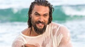Jason Momoa, çevreyi korumak için sakallarını kesti