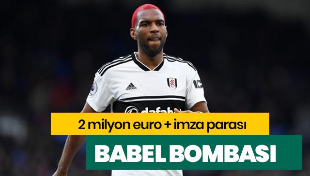 2 milyon euro + imza parası
