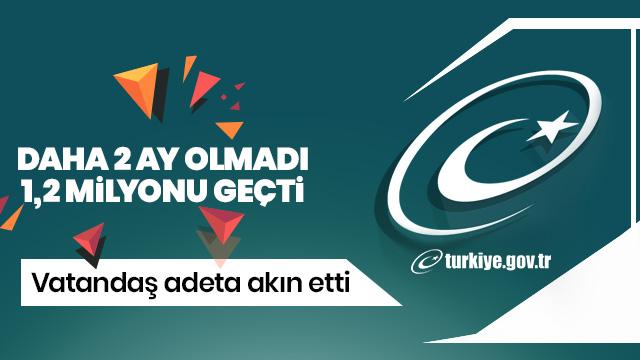 Cumhurbaşkanı Yardımcısı Oktay'dan e-Devlet ile ilgili flaş açıklama